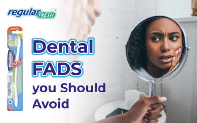 4 Trends that Could Be Affecting Your Dental Health