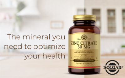 Thinking about Supplementing your Diet with Zinc? Here's What You Need To Know.